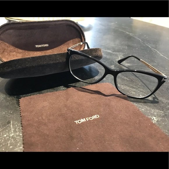 ce0573617c41 Tom Ford 5353 black prescription frames. M 5b9426702e1478a9cbe430d7. Other  Accessories ...